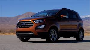 2018 ford hd. wonderful 2018 driving 2018 ford ecosport ses for ford hd