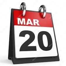 Image result for 20 de março