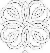 Hand Quilting Patterns: Nancy-Page-Quilting-Design-Interlocked ... & Free Hand Quilting Templates - Bing Images Adamdwight.com