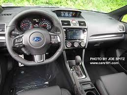 2018 subaru wrx interior. brilliant interior 2018 subaru wrx limited interior dashboard center console with cvt  transmission gloss black with subaru wrx interior