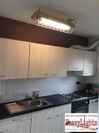 Eow Industriële Tl Lamp Met Sfeervol Warm Witte Verlichting