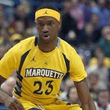Marquette's Jajuan Johnson Hung A Monster Dunk On St. John's Chris Obekpa -  Anonymous Eagle