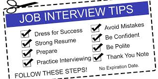 Tips For Interview Interview Tips Irc Independent Resourcing Consultancy