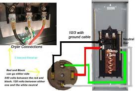 220 volt dryer outlet wiring diagram wiring diagrams how to wire a dryer cord 220 volt dryer plug wiring diagram
