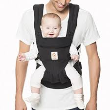 Amazon.com : Ergobaby Omni 360 All-in-One Ergonomic Baby Carrier ...