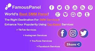 SMM Panel - World's #1 Cheapest & Best Reseller Famous Panel