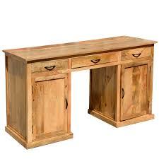 rustic 52 computer desk made in mango wood