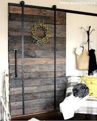 building a barn door building barn doors for shed diy barn door closet hardware