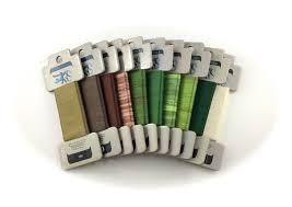 River Silks Color Chart River Silks 100 Silk Ribbon Color Rings