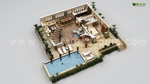 interactive 3d floor plan design for home
