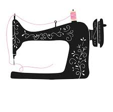 Sewing Machine clipart quilting bee - Pencil and in color sewing ... & pin Sewing Machine clipart quilting bee #4 Adamdwight.com