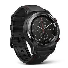huawei smartwatch black. picture of porsche design huawei smartwatch le0-bx9 (graphite black) black -
