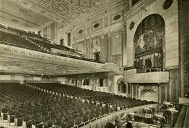 Forrest Theater Philadelphia Seating Chart Erlanger Theatre In Philadelphia Pa Cinema Treasures
