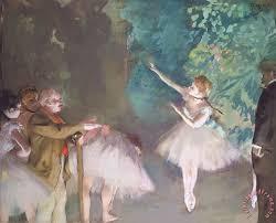 ballet rehearsal painting edgar degas ballet rehearsal art print