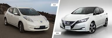 2018 nissan leaf colors. interesting leaf gone too is the deliberately strange body shape u2013 new car looks more  conventional to give it wider appeal the roof finished in a contrasting  with 2018 nissan leaf colors