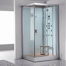 steam shower. Ariel Platinum DZ959F8 White Right Steam Shower