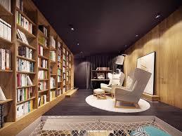 Home Designs: Modern Home Office Design - Modern Rustic Home