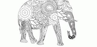 Small Picture Elephant Design Coloring PagesDesignPrintable Coloring Pages