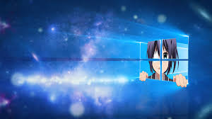 Windows 10 Rikka Chuunibyou 4k Ultra Hd Wallpaper