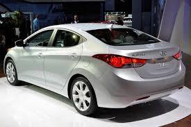 new car launches hyundaiNextgen Hyundai Elantra due in 2012 Upcoming cars