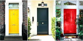 Colourful Front Doors Images - Doors Design Ideas