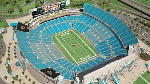 Tiaa Bank Field Seating Chart With Rows And Seat Numbers Jacksonville Jaguars Virtual Venue By Iomedia