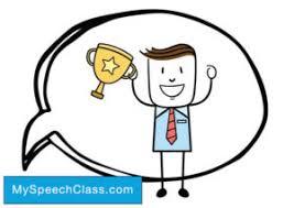 Acceptance Speech • My Speech Class