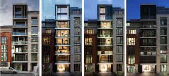 Bright And Modern Apartment Building Facade Awesome With Photos Of On Home  Design Ideas