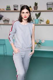 Lucy Joggers Grey Zayan The Label