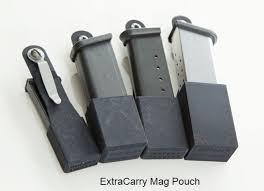 Extra Magazine Holder Concealed carry magazine holder for concealed carry weapon 2