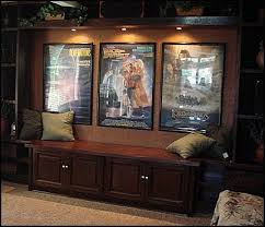 Small Picture Movie Themed Room Ideas moviethemedposters hometheater
