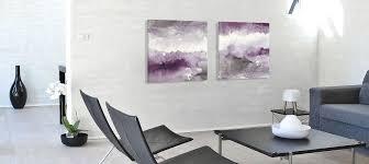 purple color art prints