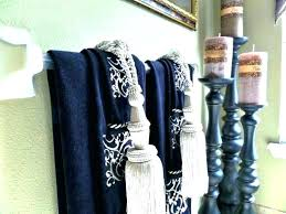 bath towels hanging. Modren Towels Bathroom Towel Designs Decorative Towels Hand  Design Ideas   For Bath Towels Hanging