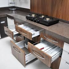 Best modular kitchen accessories India