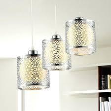 silver light pendant silver ceiling light pendant