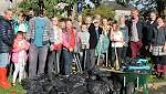 Council praise for community clean-up