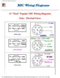 similiar cb mike pinouts keywords microphone wiring diagram 4 pin cb mic wiring diagram cobra cb mic