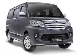 Sewa Mobil Bandung Daihatsu Luxio