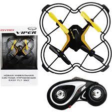 Купить радиоупровляемый <b>квадрокоптер 1Toy GYRO</b>-<b>Viper</b> 2,4 ...