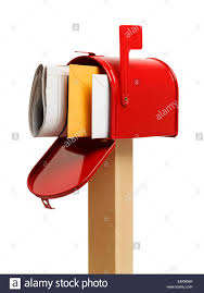 Mailbox Flag Stock Photos Mailbox Flag Stock Images Alamy