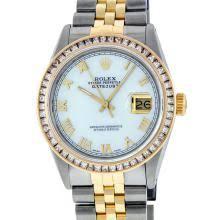 men s antique vintage watches for invaluable rolex two tone 2 75 ctw diamond datejust men s watch