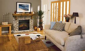electric fireplace ideas types of wood fireplaces jute rug with navy border recycled plastic bottle rugs royal blue throw pillows chic living room furniture