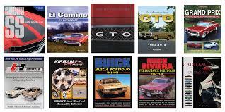 classic car coffee table books
