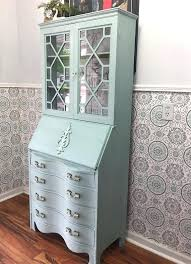 tall secretary desk with hutch tall narrow hutch antique kitchen hutch tall secretary desk with hutch
