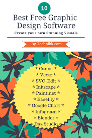 Free Graphic Design Software Best Free Graphic Design Software For Beginners 2020
