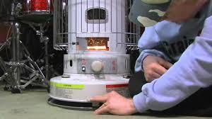 How To Light A Kerosene Heater How To Use A Kerosene Heater