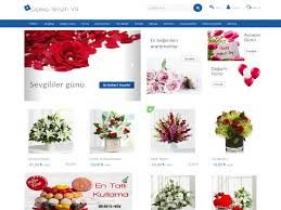 Çiçekçi Scripti V4 - Aranjman özellikli - Hazır çiçekci sitesi