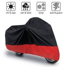 Budge Standard Motorcycle Cover Basic Dust And Dirt Protection For Motorcycles Multiple Sizes