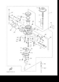 2007 Yamaha Rhino 660 YXR66FW CARBURETOR Parts - Best OEM Parts ...