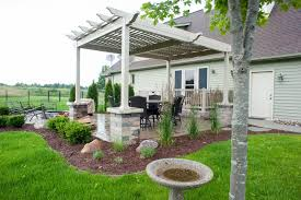 patio with fire pit and pergola. Patio With Fire Pit And Pergola I